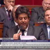 """Meyer Habib évoque une """"gangrène islamique""""... à l'Assemblée nationale"""