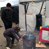 Bidoon fleeing Kuwait, stuck in the Calais 'jungle'