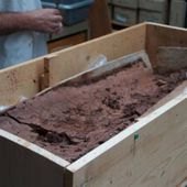 Archaeologists reveal contents of 1,600-year-old Roman child coffin