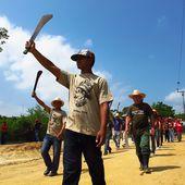 Movimiento Campesino Jirajara conmemoró legado de Chávez y Ezequiel Zamora en Yaracuy
