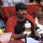 """(VIDEO) Movimientos populares invitan a la marcha """"Chávez te lo juro, no pasarán"""""""
