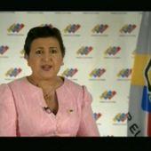 Tibisay Lucena recibió reconocimiento de la Unión Interamericana de Organismos Electorales