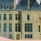 Archives du château Abbadia : patrimoine du XIXe siècle