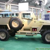 DCD Protected Mobility Springbuck APC to be delivered to an unknown East Africa country 30707152 | July 2015 Global Defense Security news UK | Defense Security global news industry army 2015