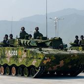List and analysis of military equipment and armoured Chinese army parade 3 September 2015 10609153 | Armies in the world analysis focus | analyse focus army defence military industry army
