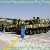 India on the way to acquire 100 K9 Vajra 155mm 52 calibre tracked self-propelled howitzer 13007163 | July 2016 Global Defense Security news industry | Defense Security global news industry army 2016 | Archive News year