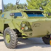 Belarus Defense Industry unveils Caiman 4x4 armoured vehicle based on Soviet-made BRDM-2 12307156 | weapons defence industry military technology UK | analyse focus army defence military industry army