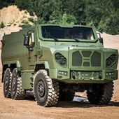 Vega SVOS 6x6 MRAP armoured vehicle personnel carrier technical data sheet specifications pictures video 11507152 | Czech Republic army wheeled vehicles armoured UK | Czech Republic army military equipment UK