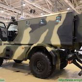 Russian Ministry of Defense shows interest about the Astais Patrol-A 4x4 armoured combat vehicle TASS 12210155 | October 2015 Global Defense Security news UK | Defense Security global news industry army 2015 | Archive News year