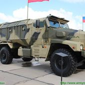 URAL of Russia has developed new 4x4 MRAP armoured vehicle Ural-53099 Taifun-U 10312152 | December 2015 Global Defense Security news UK | Defense Security global news industry army 2015 | Archive News year