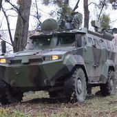 Ukraine to test new Triton 4x4 armoured vehicle which will be used by Ukrainian Border Guards 12201164 | January 2016 Global Defense Security news industry | Defense Security global news industry army 2016 | Archive News year