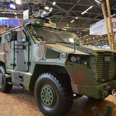 BMC presents two new vehicles at Eurosatory 2016 | Eurosatory 2016 Official News Online Web TV Television Defense Security Exhibition Paris France | Defence security military exhibition 2016 daily news category