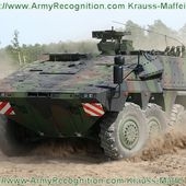 Germany will deliver PzH 2000 155mm howitzer and Boxer 8x8 armoured vehicle to Lithuania | April 2015 Global Defense Security news UK | Defense Security global news industry army 2015