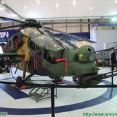 Turkey in talks with several countries to sell its local-made T129 attack helicopter 06051518 | IDEF 2015 Show Daily News Coverage Report | Defence security military exhibition 2015