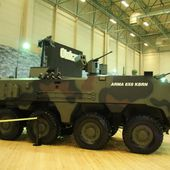 This year at IDEF Otokar is exhibiting its ARMA 8x8 CBRN Reconnaissance Vehicle 06051509 | IDEF 2015 Show Daily News Coverage Report | Defence security military exhibition 2015