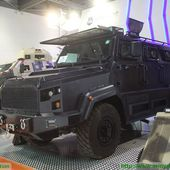 At DSEI 2015 Streit Group unveils its new Gladiator 4x4 APC armoured personnel carrier 11809151 | DSEI 2015 News Online Show Daily Coverage Report U | Defence security military exhibition 2015