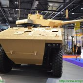 French Company Nexter Systems introduces VBCI-2 8x8 infantry fighting vehicle at DSEI 2015 12609151 | DSEI 2015 News Online Show Daily Coverage Report U | Defence security military exhibition 2015