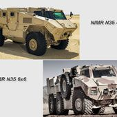 N35 Class 4x4 6x6 multipurpose mine protected vehicle technical data sheet specifications pictures video 12807163 | United Arab Emirates wheeled armoured vehicles UK | United Arab Emirates military equipment vehicle UK