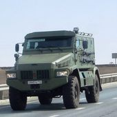 Ministry of Internal Affairs of Russia starts testing new Patrol-A multi-purpose armored vehicle | April 2015 Global Defense Security news UK | Defense Security global news industry army 2015