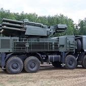 New Pantsir S-2 gun-missile mobile air defense system will enter in service with Russian Army | April 2015 Global Defense Security news UK | Defense Security global news industry army 2015