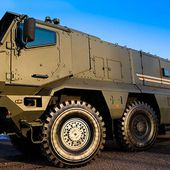 Russian Southern MD Special Task Force units received another batch of Kamaz 63968 Typhoons | April 2015 Global Defense Security news UK | Defense Security global news industry army 2015