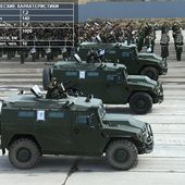 Russian army unveils all the combat vehicles for the Victory Day Military Parade of May 9 2015 | April 2015 Global Defense Security news UK | Defense Security global news industry army 2015