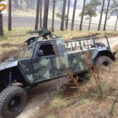 ZIBAR Mk2 4x4 ATV All-Terrain Vehicles for Mexican Army | April 2015 Global Defense Security news UK | Defense Security global news industry army 2015