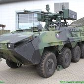 Czech Ministry of Defence has approved the purchase of 20 additional Pandur II 8x8 armoured APC 12208151 | August 2015 Global Defense Security news UK | Defense Security global news industry army 2015
