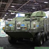 Kongsberg Protector 30mm Remote Weapon Station selected to be mounted on US Stryker armored 12312152 | December 2015 Global Defense Security news UK | Defense Security global news industry army 2015 | Archive News year