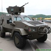Ukrainian-made Dozor-B 4x4 armored will be adapted by Czech Company to meet NATO standard 12312153 | weapons defence industry military technology UK | analyse focus army defence military industry army
