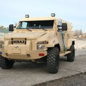 Ukraine Ministry of Interior to order AutoKrAZ Spartan 4x4 APC to replace old combat vehicles 020114 - Army Recognition
