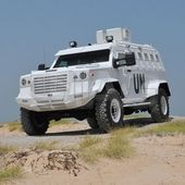 IAG International Armored Group introduces its new Guardian XL 4x4 armoured personnel carrier 12207155 | July 2015 Global Defense Security news UK | Defense Security global news industry army 2015