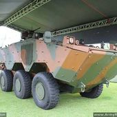 Iveco to Deliver 10 VBTP Guarani 6x6 Armored Vehicles APC to Lebanon Armed Forces | July 2015 Global Defense Security news UK | Defense Security global news industry army 2015