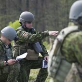 Lithuania deploys military instructors in Ukraine to train country's National Guard 21407154 | July 2015 Global Defense Security news UK | Defense Security global news industry army 2015