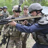United States plan to train Ukrainian army soldiers after the National Guard troops 11407151 | July 2015 Global Defense Security news UK | Defense Security global news industry army 2015