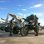Cambodia Army receives heavy weapons from China 32805151 | May 2015 Global Defense Security news UK | Defense Security global news industry army 2015