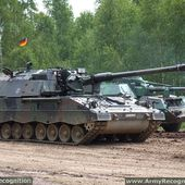 Germany will sell a batch of Pzh2000 self-propelled howitzers to Lithuania 1105155 | May 2015 Global Defense Security news UK | Defense Security global news industry army 2015