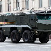 Kamaz Typhoon-K 6x6 MRAP armoured vehicle ready for final operational service tests in 2015 13105151 | May 2015 Global Defense Security news UK | Defense Security global news industry army 2015