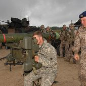 Latvia orders Saab RBS 70 missiles 42210153 | October 2015 Global Defense Security news UK | Defense Security global news industry army 2015 | Archive News year