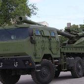 Thailand unveils new 155 mm ATMOS self-propelled howitzer mounted on a TATRA 6x6 truck 402102015 | October 2015 Global Defense Security news UK | Defense Security global news industry army 2015