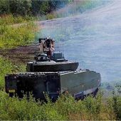 BAE Systems has delivered 12 new upgraded CV90 Infantry Fighting Vehicles to Norwegian Army 10309151 | September 2015 Global Defense Security news UK | Defense Security global news industry army 2015