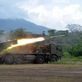 Indonesia Marine Corps took delivery of 9 RM-70 Vampir 122mm MLRS from Czech Republic 10308163   August 2016 Global Defense Security news industry   Defense Security global news industry army 2016   Archive News year