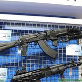 Iranian armed forces have received new AK-103 assault rifles from Russia 10708161 | August 2016 Global Defense Security news industry | Defense Security global news industry army 2016 | Archive News year