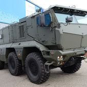 Russian company Kamaz delivers 70 Taifun-K MRAPs to Russian Armed Forces 50808164 | August 2016 Global Defense Security news industry | Defense Security global news industry army 2016 | Archive News year