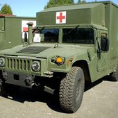 Ukraine has taken delivery of 5 M1152 Humvee in ambulance configuration from United States 12806162 | August 2016 Global Defense Security news industry | Defense Security global news industry army 2016 | Archive News year