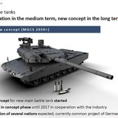 Rheinmetall future MBT main battle tank MGCS Main Ground Combat System with 130mm cannon 11802161 | February 2016 Global Defense Security news industry | Defense Security global news industry army 2016 | Archive News year