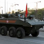 Russia has started the preliminary trials of new Bumerang 8x8 armoured fighting vehicle TASS 10802162 | February 2016 Global Defense Security news industry | Defense Security global news industry army 2016 | Archive News year