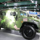 Beijing Yanjing Motor Company to produce Russian GAZ Tigr Multirole Utility Vehicles under license 50607164 | July 2016 Global Defense Security news industry | Defense Security global news industry army 2016 | Archive News year