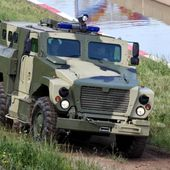 Russian uniformed services to start receiving SPM-3 Medved wheeled vehicles in 2017 Tass 52907164 | July 2016 Global Defense Security news industry | Defense Security global news industry army 2016 | Archive News year