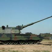 Lithuanian Armed Forces receives PzH2000 self-propelled howitzers 52806162 | June 2016 Global Defense Security news industry | Defense Security global news industry army 2016 | Archive News year